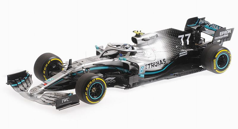 Mercedes W10 AMG GP China 2019 Valtteri Bottas by minichamps