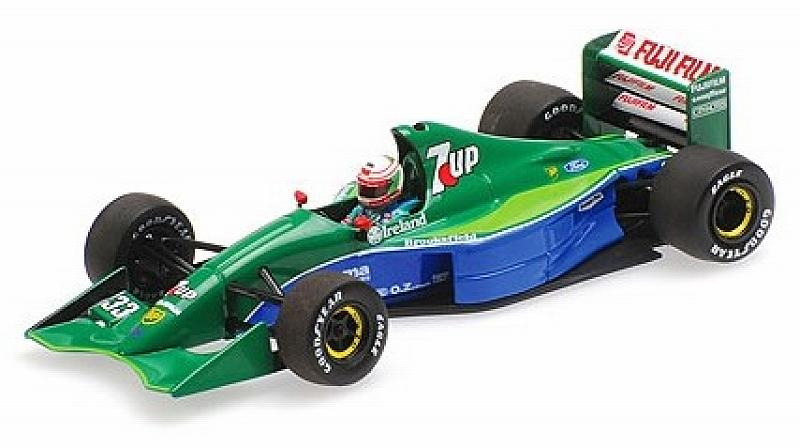 Jordan 191 Ford GP Canada 1991 Andrea De Cesaris by minichamps