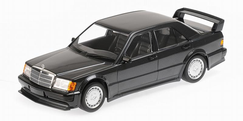 Mercedes 190E 2.5-16 EVO1 (Blue-Black Metallic) by minichamps