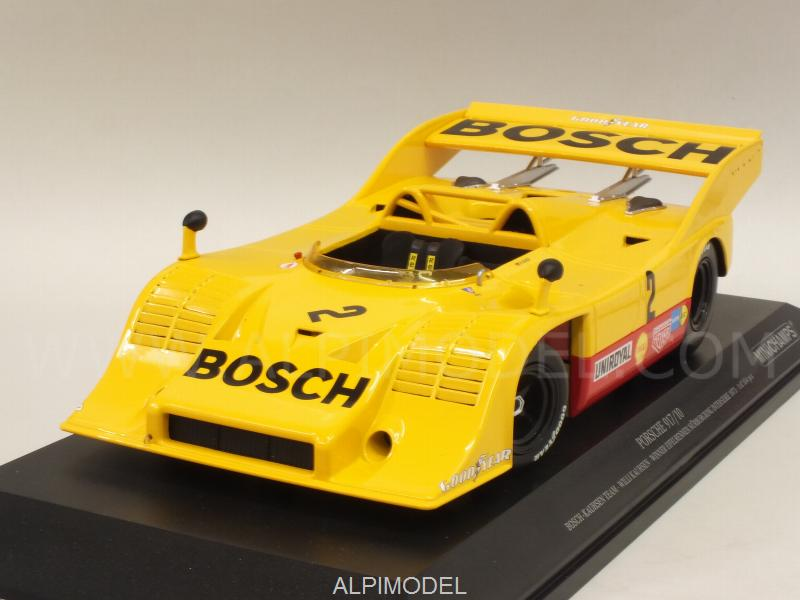 Porsche 917/10 Bosch #2 Winner Eifelrennen Nurburgring Interserie 1973 Willi Kauhsen by minichamps