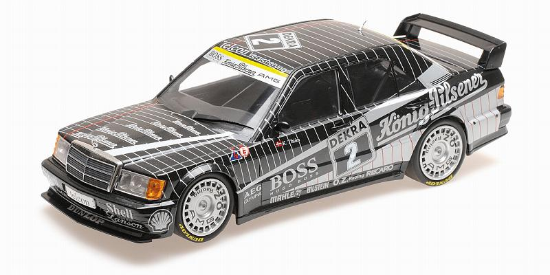 Mercedes 190E 2.5-16 Evo 1 DTM 1989 Kurt Thiim by minichamps