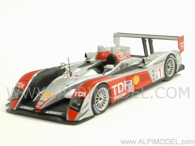 Audi R10 Winners ALMS St. Petersburg 2007  Capello - McNish by minichamps