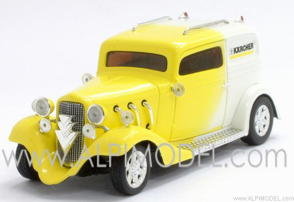 American Hot Rod 'Kaercher' (Yellow/White) by minichamps