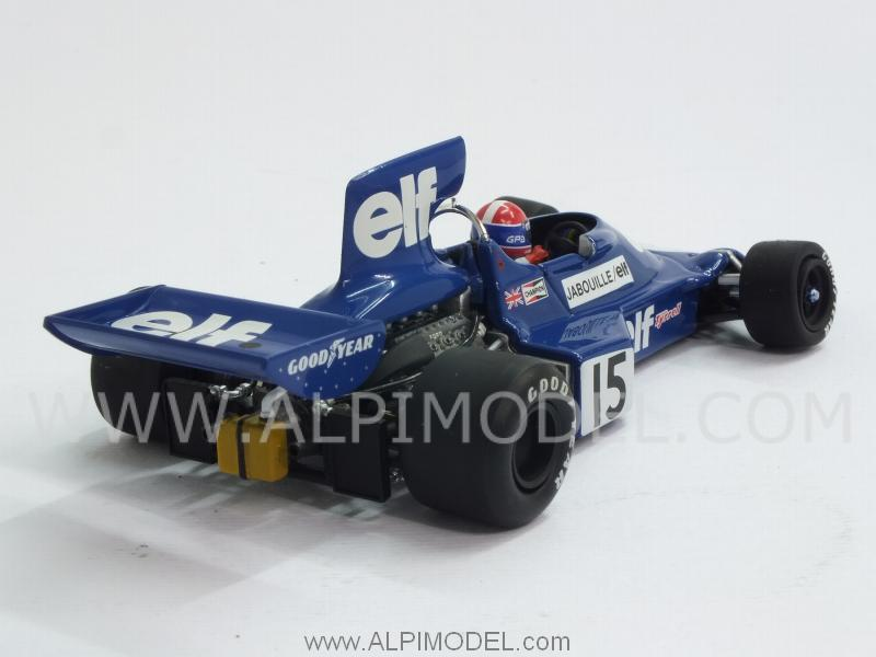Tyrrell Ford 007 F1 1975 J.P.Jabouille - minichamps