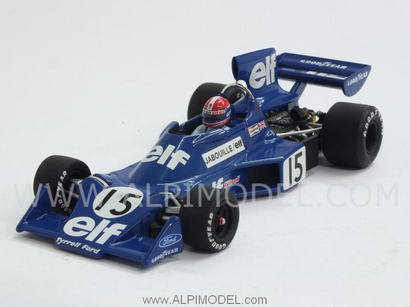 Tyrrell Ford 007 F1 1975 J.P.Jabouille by minichamps