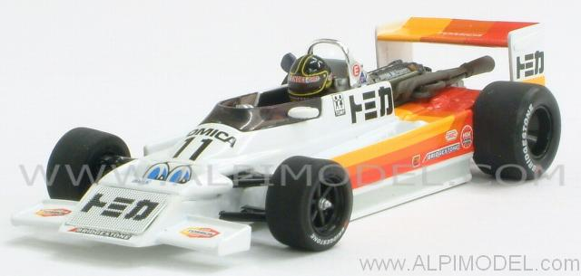 March BMW 792 F2 1979 M. Hasemi F2 by minichamps