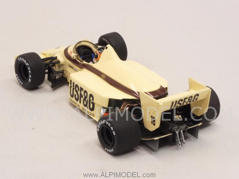 Arrows A8 BMW British GP 1986   Thierry Boutsen - minichamps
