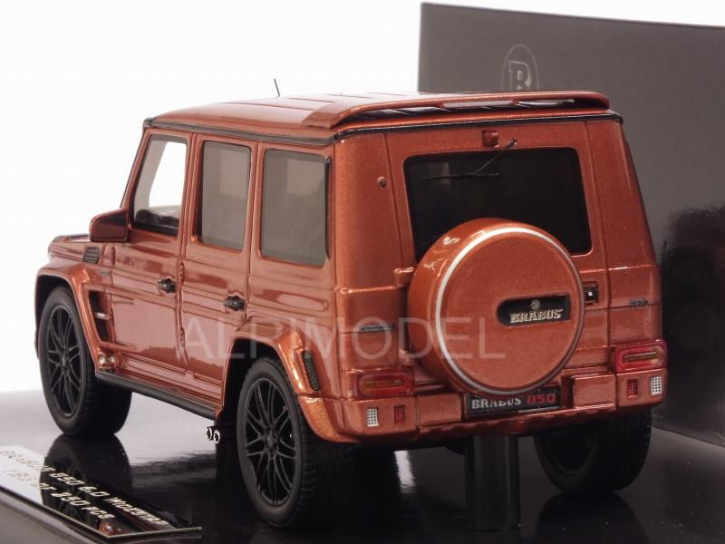 Brabus 850 6.0 Biturbo Widestar (AMG G63) 2016 (Copper Metallic) - minichamps