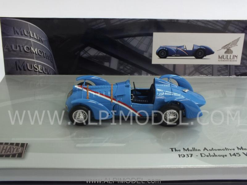 Delahaye Type 145 V-12 Grand Prix 1937 by minichamps