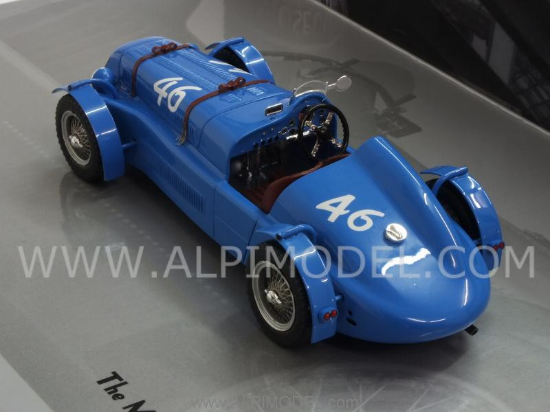 Delage D6 Grand Prix 1946 Mullin Museum Collection - minichamps