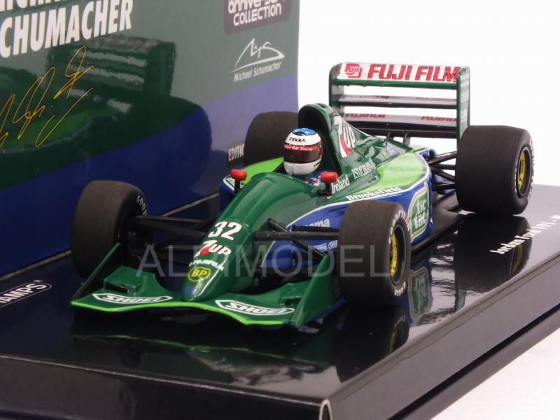 Jordan 191 Ford #32 GP Belgium 1991 Michael Schumacher by minichamps