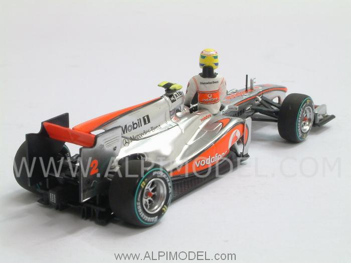McLaren MP4/25 Mercedes Qualifying Session GP Canada 2010  Lewis Hamilton - minichamps