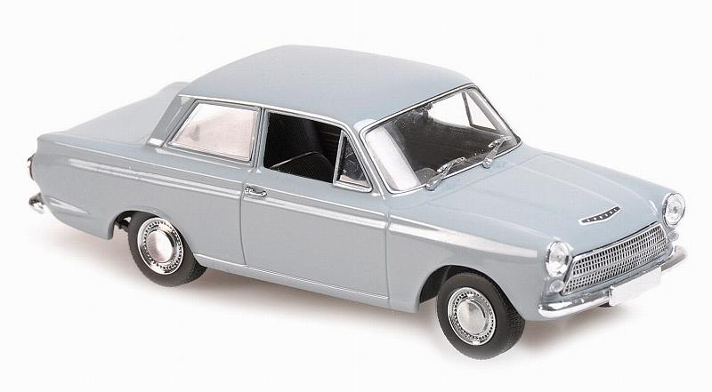 Ford Cortina Mk1 Grey 1962  'Maxichamps' Edition by minichamps