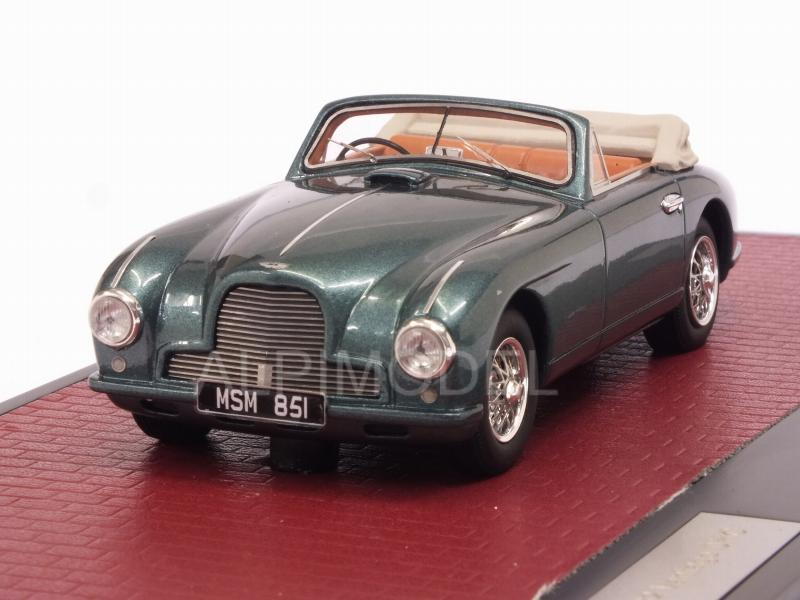 Aston Martin DB2 Vantage DHC open 1951 (Metallic Green) by matrix-models