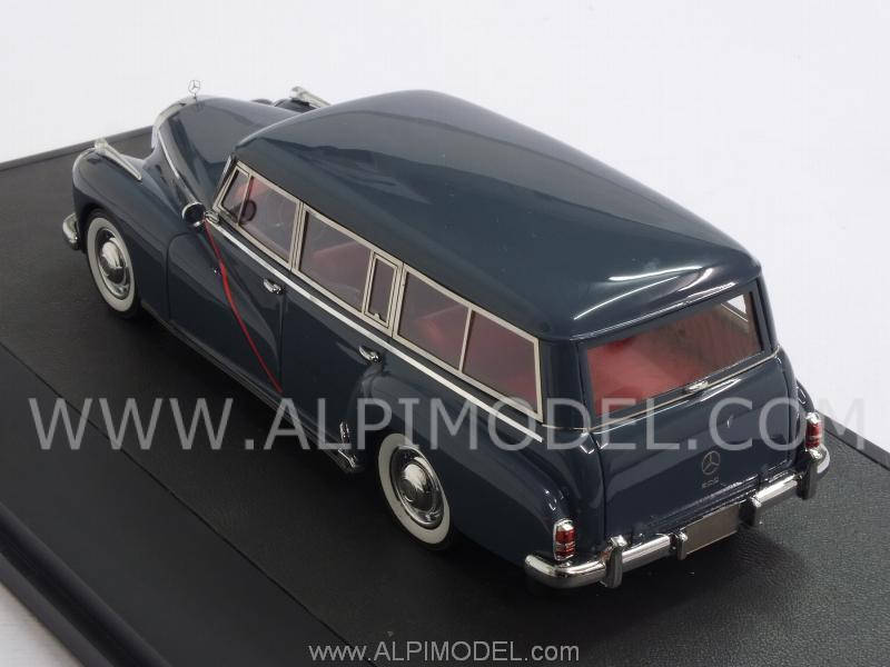 Mercedes 300C (W186) Station Wagon 1956 (Cobalt Blue) - matrix-models