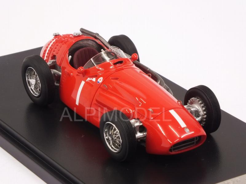 Maserati 250F #1 Winner Goodwood Glover Trophy 1956 Stirling Moss - matrix-models