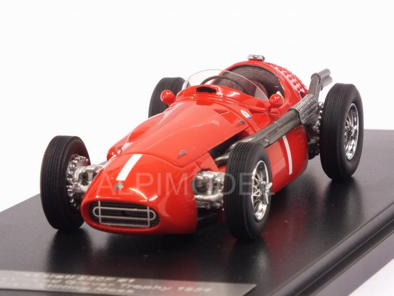 Maserati 250F #1 Winner Goodwood Glover Trophy 1956 Stirling Moss by matrix-models