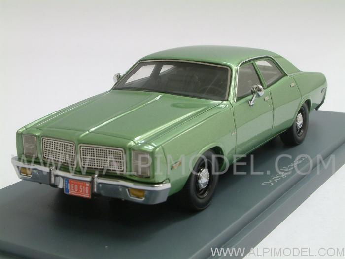 Dodge Monaco 1978 (Metallic Green) by neo