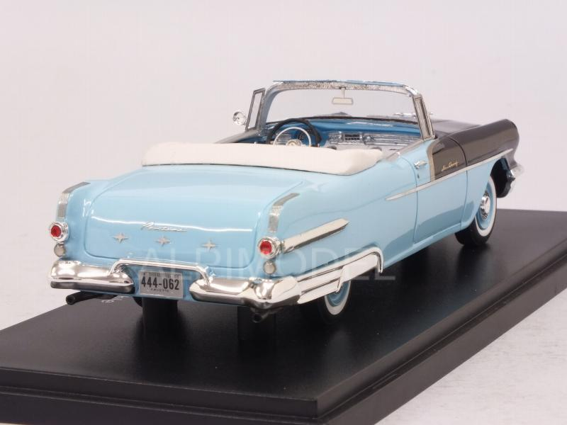 Pontiac Star Chief Convertible 1956 (Black/Light Blue) - neo