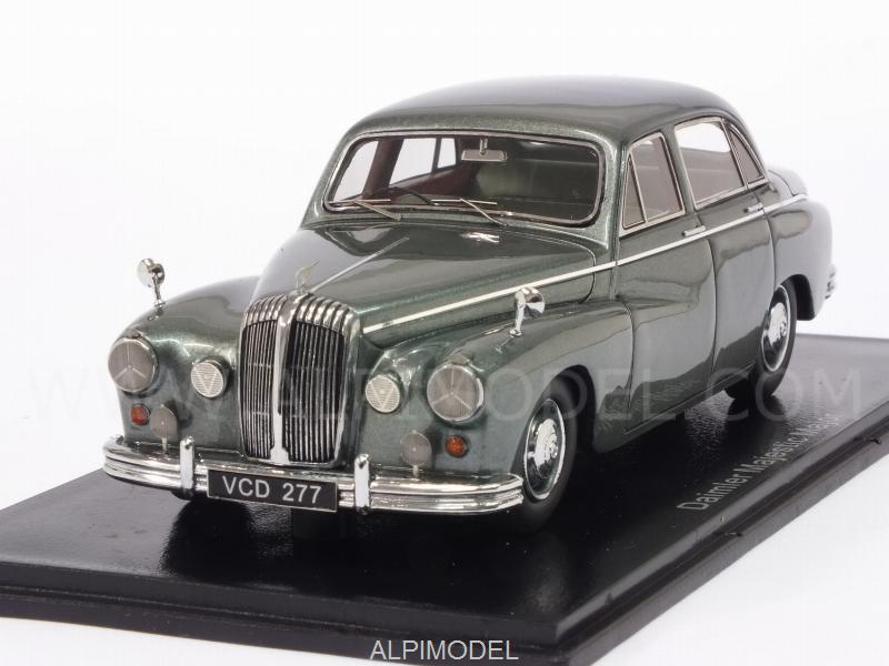 Daimler Majestic Major 1959 (Metallic Light Green) by neo