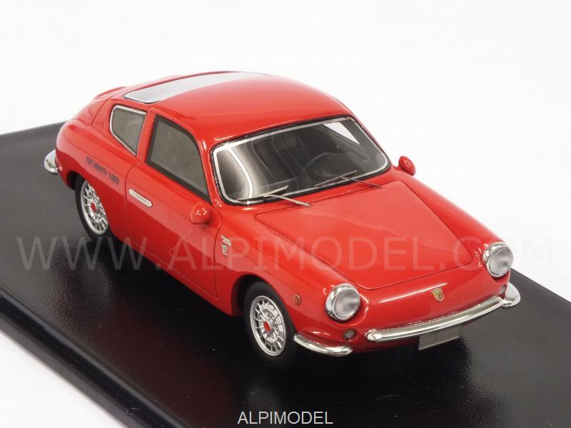 Abarth Fiat Monomille 1963 (Red) - neo