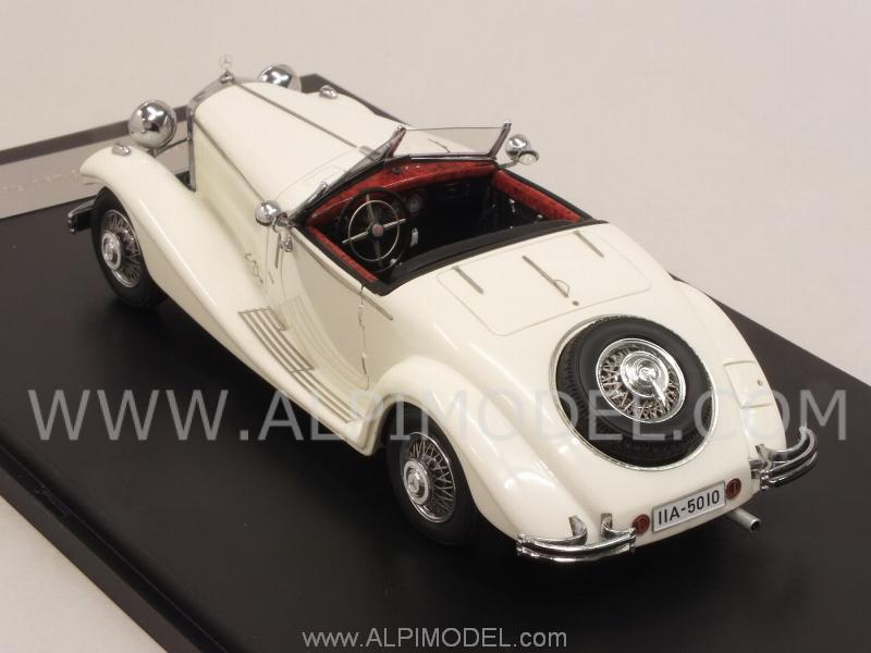 Mercedes Typ 290 Roadster (W18) 1936 (White) - neo