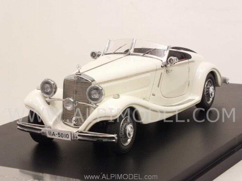 Mercedes Typ 290 Roadster (W18) 1936 (White) by neo