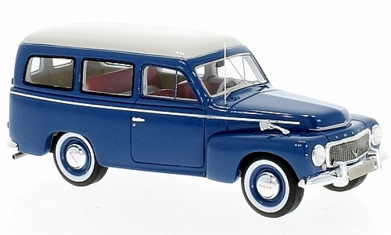 Volvo Duett PV445 1956 (Blue/White) by neo