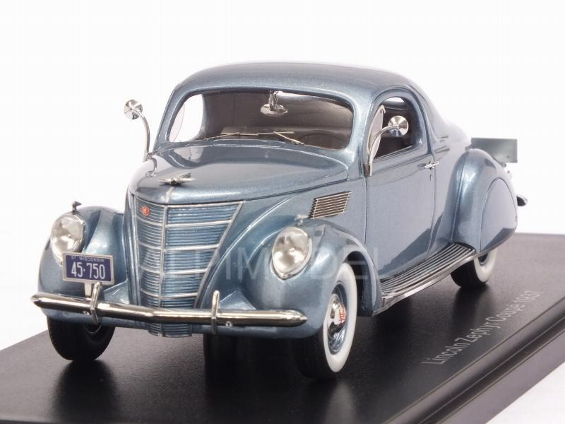 Lincoln Zephyr Coupe 1937 (Light Blue Metallic) by neo