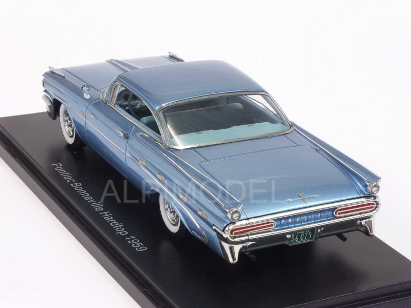 Pontiac Bonneville Hardtop 1959 (Light Blue Metallic) - neo