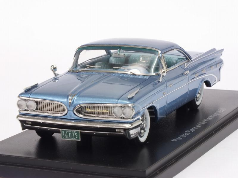 Pontiac Bonneville Hardtop 1959 (Light Blue Metallic) by neo