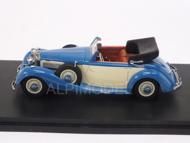 Mercedes 540K Typ A Cabriolet 1936 (Blue) - neo