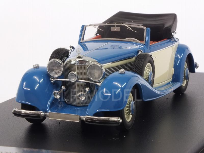 Mercedes 540K Typ A Cabriolet 1936 (Blue) by neo