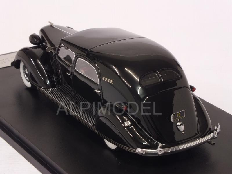 Chrysler Imperial C-15 Le Baron Town Car 1937 (Black) - neo