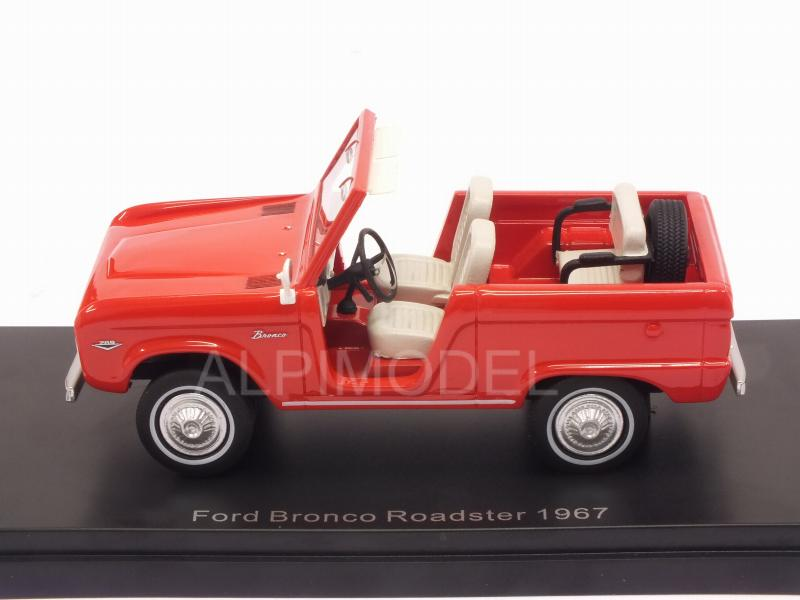 Ford Bronco Roadster 1967 (Red) - neo