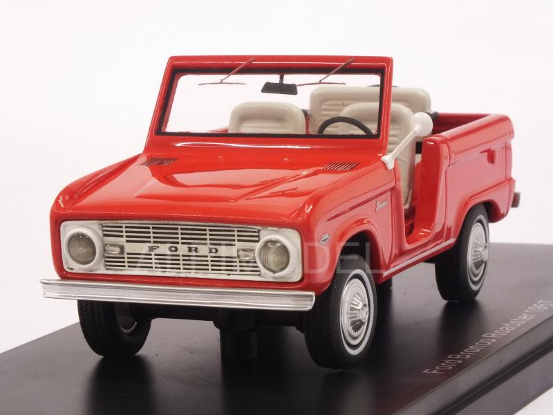 Ford Bronco Roadster 1967 (Red) by neo