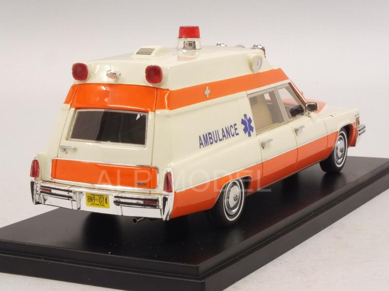 Cadillac Superior Ambulance 1977 - neo
