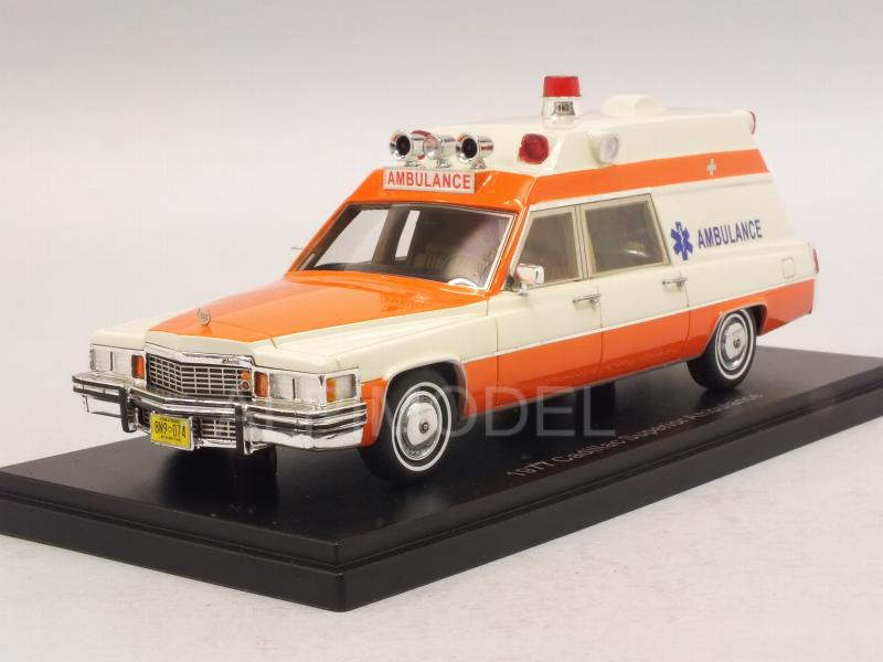 Cadillac Superior Ambulance 1977 by neo