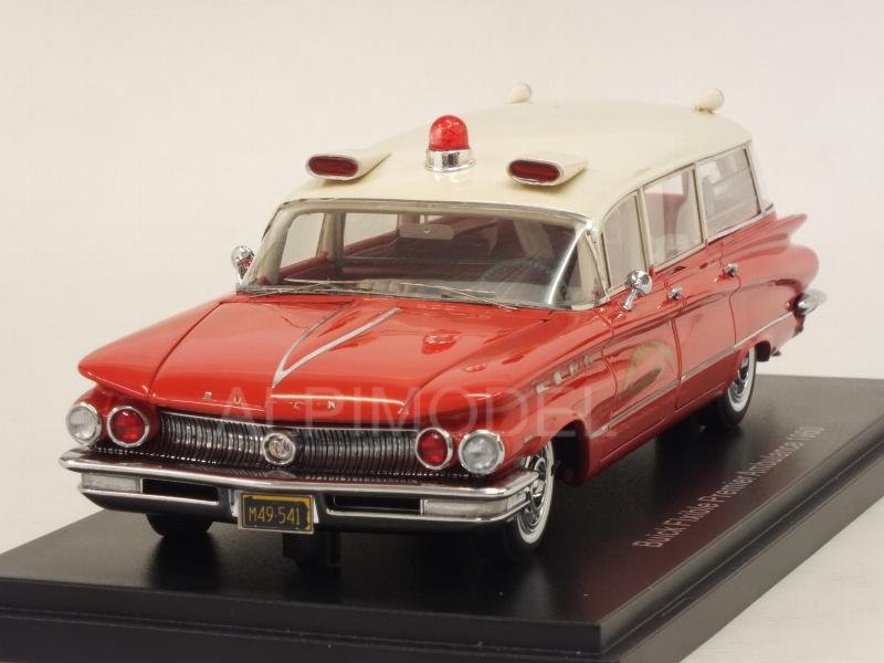 Buick Electra 225 Ambulance 1960 by neo