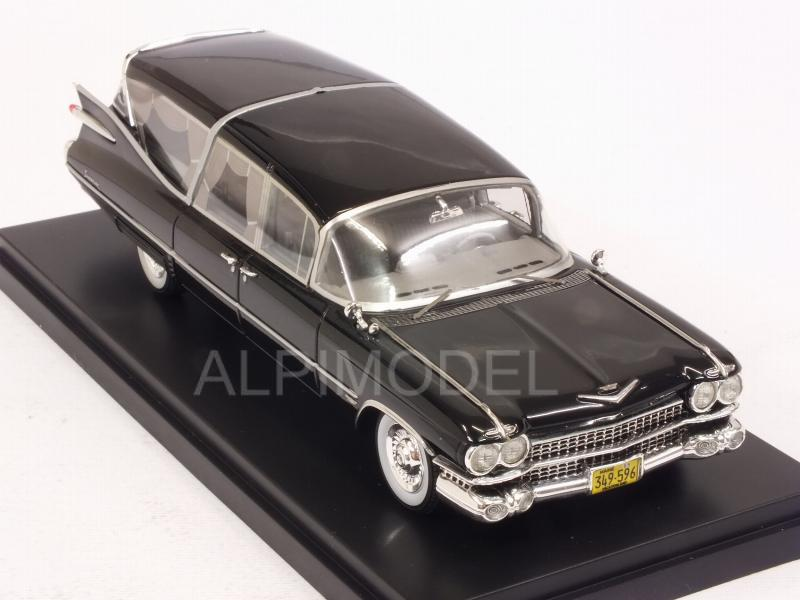 Cadillac Superior Hearse 1959 (Black) - neo