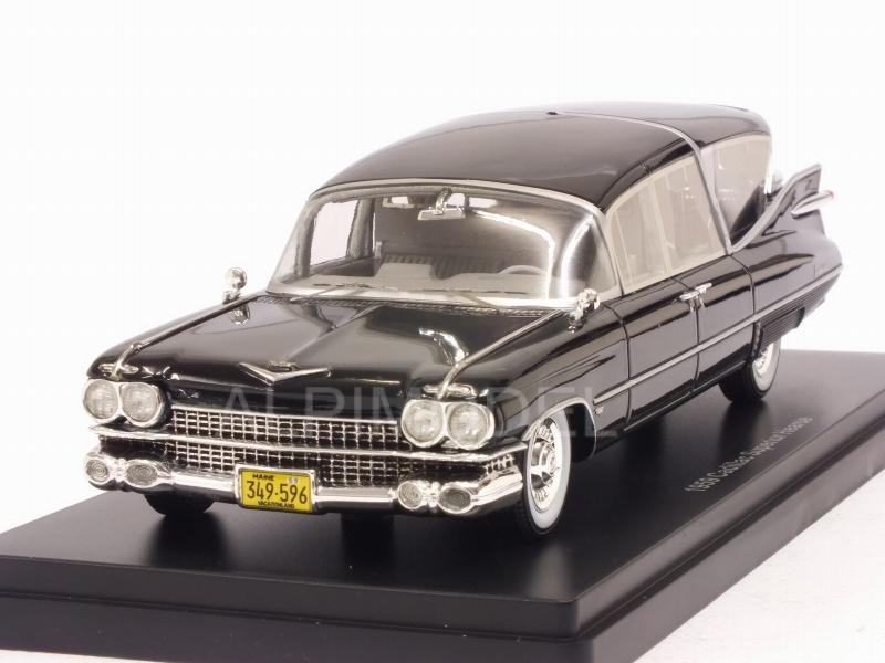 Cadillac Superior Hearse 1959 (Black) by neo