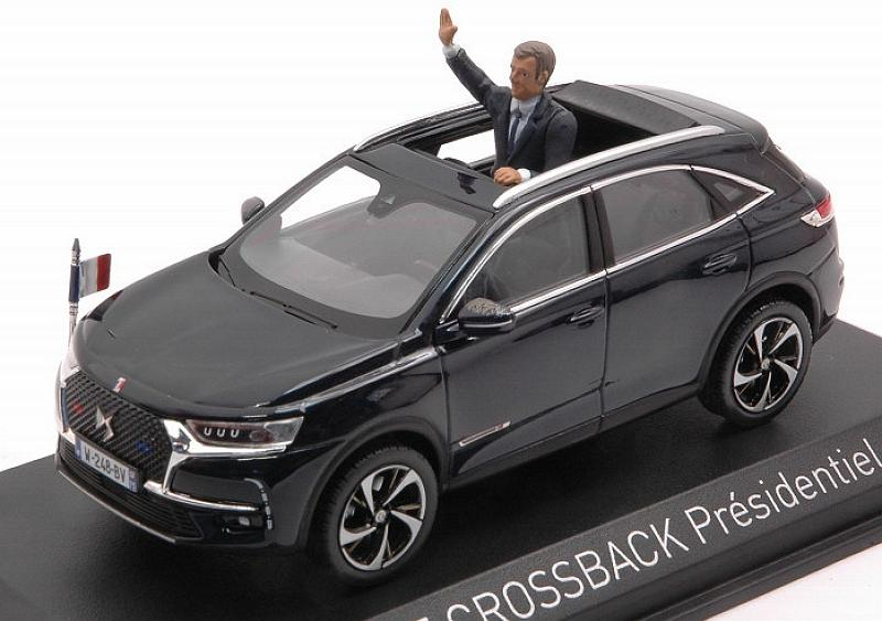DS 7 Crossback Presidentiel 2017 (with figurine) by norev