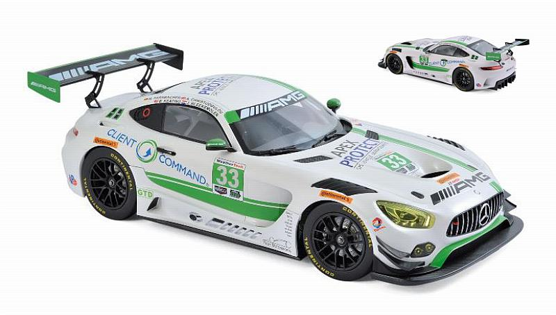 Mercedes AMG GT3 Daytona 2017 by norev