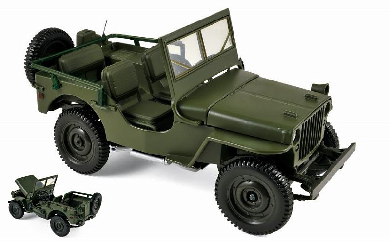 Jeep 1942 (Green) by norev
