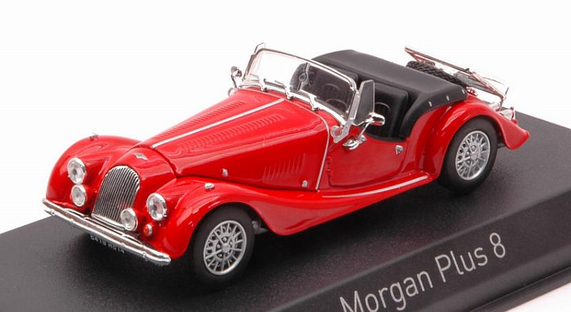 Morgan Plus 8 1980 (Red) by norev