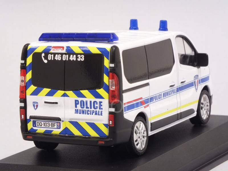 Renault Trafic 2014 Police Municipale - norev