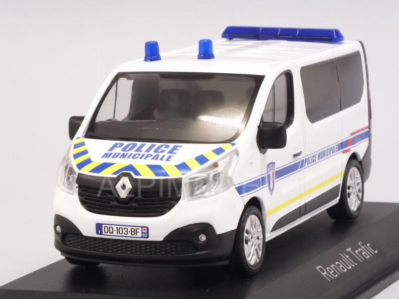 Renault Trafic 2014 Police Municipale by norev