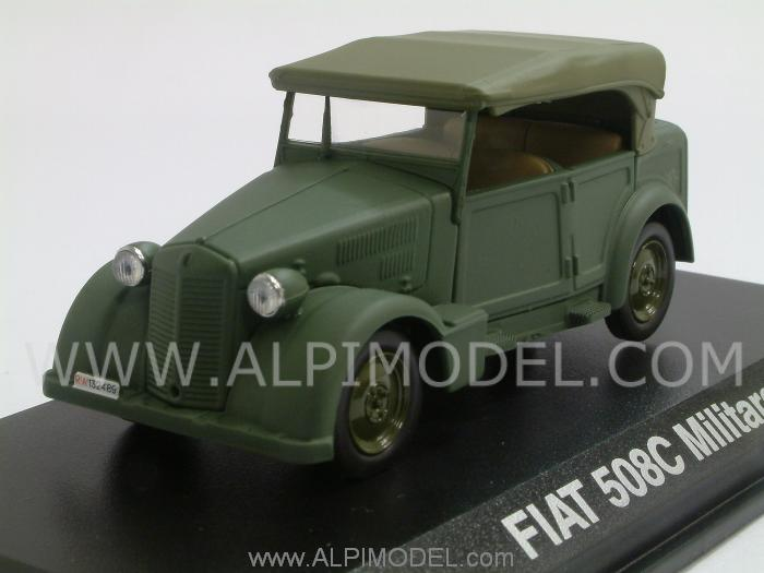 Fiat 508C Coloniale Militare by norev