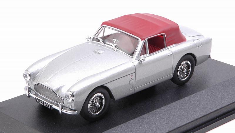 Aston Martin DB2 MkIII (Silver) by oxford