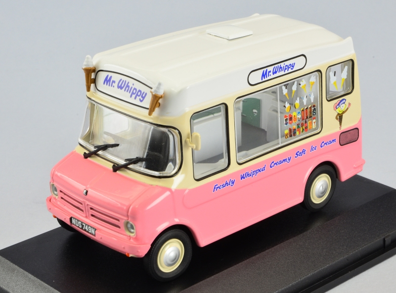 Bedford CF Ice Cream Van Morrison Mr.Whippy by oxford